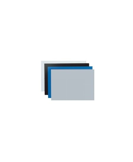 Įrišimo nugarėlės chromuotos, 250g/m2, 100vnt., baltos sp.