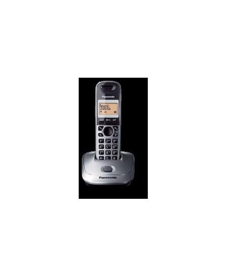 Telefonas Panasonic KX-TG2511FXM, sidabrinis