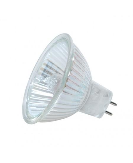 Halogeninė elektros lemputė, 42W (=50W), GU5.3/MR16