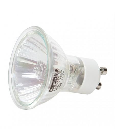 Halogeninė elektros lemputė, 28W (=35W), GU10