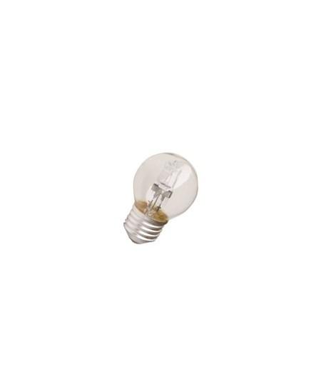 Halogeninė elektros lemputė, 28W, E27, burbulo formos