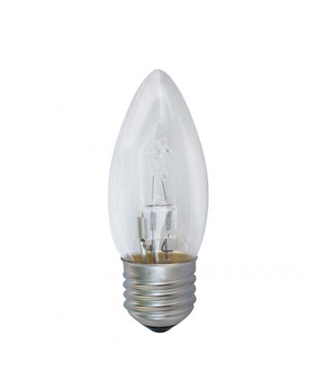 Halogeninė elektros lemputė, 28W, E27, tulpės formos