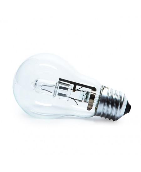 Halogeninė elektros lemputė, 42W, E27, burbulo formos