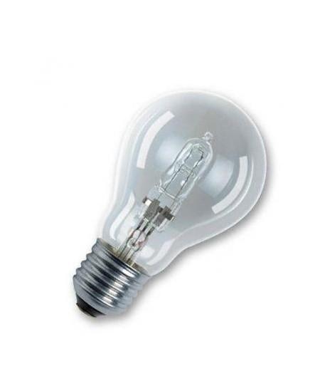 Halogeninė elektros lemputė, 42W, E14, burbulo formos