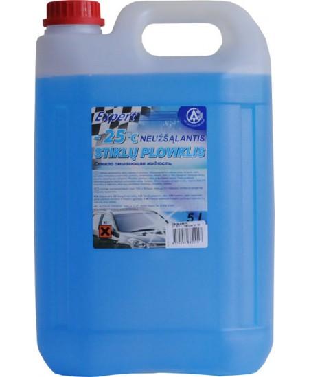 Automobilinis langų plovimo skystis -25C, 4000 ml