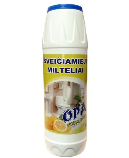 Šveitimo milteliai OPA, citrinų kvapo, 1kg