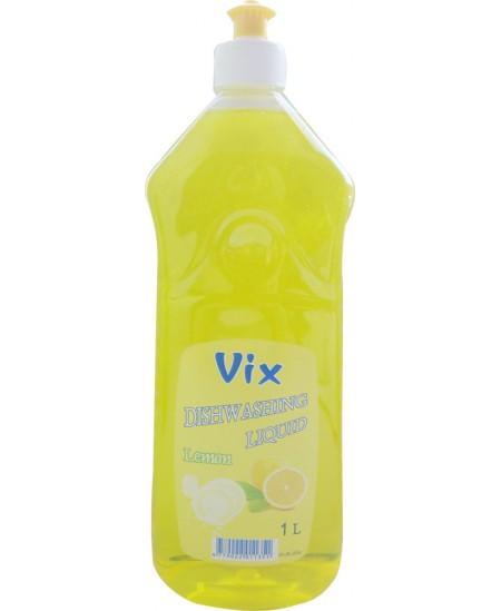 Indų ploviklis VIX, 1000 ml, citrinų kvapas