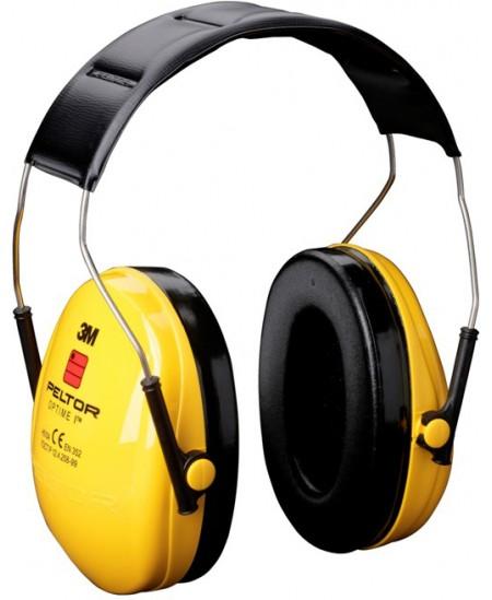 Apsauginės ausinės PELTOR Optime su metaliniu lankeliu, H510A,5200