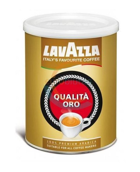 Malta kava LAVAZZA QUALITA ORO , 250g.