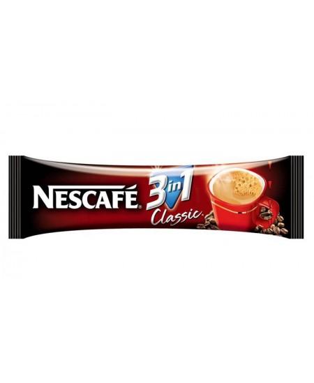 Tirpi kava NESCAFE CLASSIC 3 in 1, tirpi, 18g.