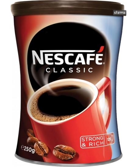 Tirpi kava NESCAFE CLASSIC, skardinėje, 250g.
