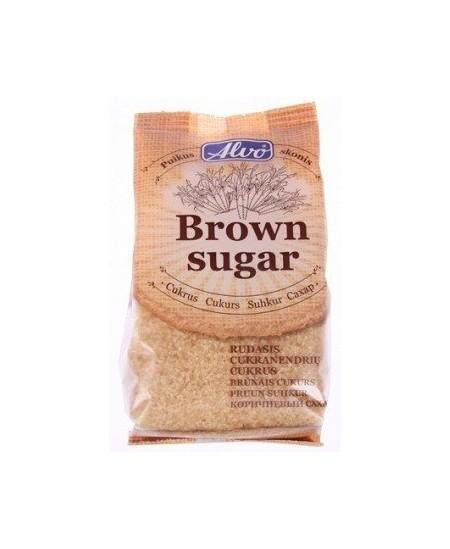 Cukrus rudas smulkus ALVO 500 g