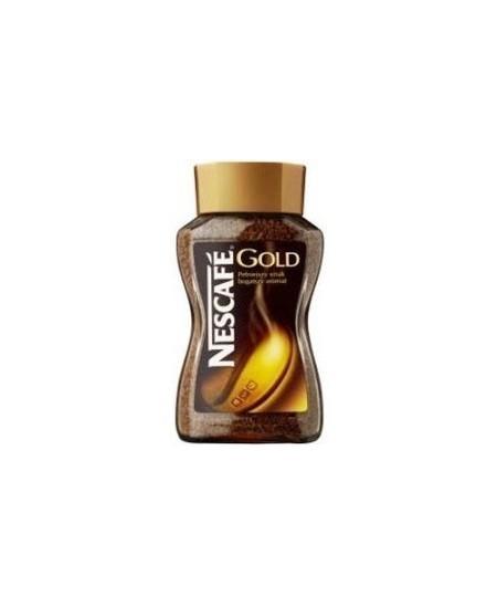 Tirpi kava NESCAFE GOLD, stikliniame inde, 200g.