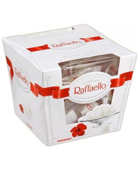 Saldainiai dėžutėje RAFFAELLO, 150 g