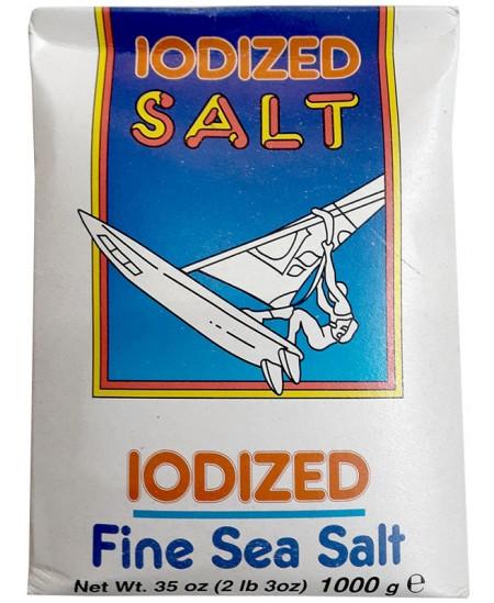 Valgomoji joduota druska, 1kg