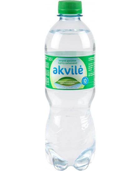 Mineralinis vanduo AKVILĖ, 500 ml, gazuotas