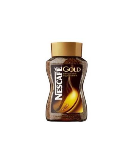 Tirpi kava NESCAFE GOLD, stikliniame inde, 100g.