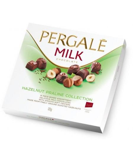 Saldainių rinkinys PERGALĖ (Hazelnut Collection), 120 g