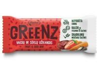 GREENZ užkandis su kalciu ir vitaminu D, 31 g