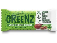 GREENZ užkandis su baltymais, 30 g