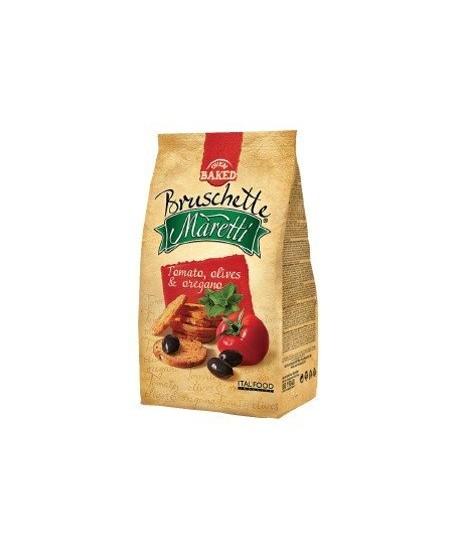 Picos skonio duonos traškučiai MARETTI, 70 g