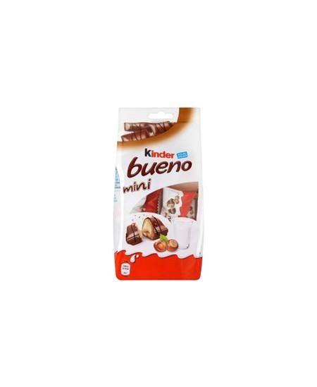 Šokoladiniai saldainiai KINDER BUENO MINI, 108 g