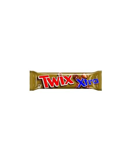 Šokoladinis batonėlis TWIX XTRA, 75 g