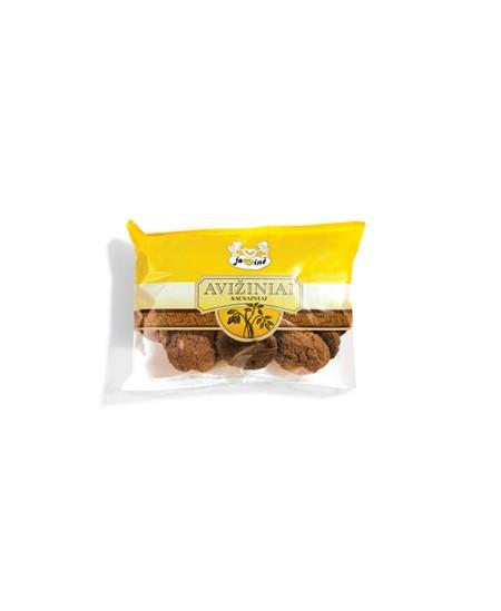 Avižiniai sausainiai JAVINĖ, 200 g