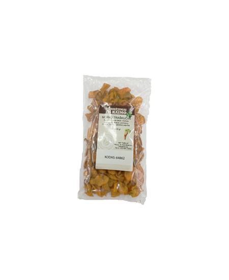 Morkų traškučiai, 50 g