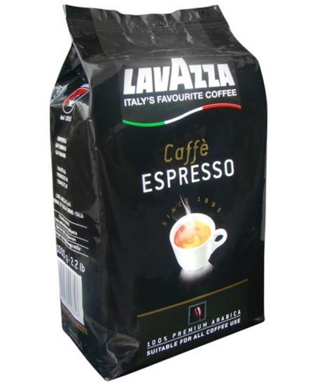 Kavos pupelės LAVAZZA Espresso, 1 kg.