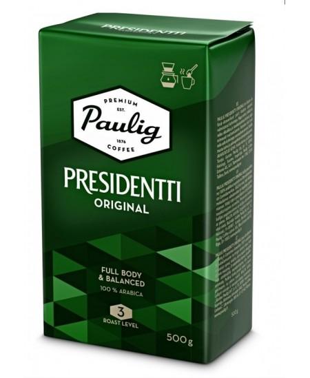 Malta kava PAULIG Presidentti Original, 500 g