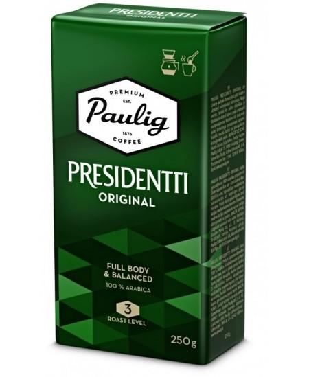 Malta kava PAULIG Presidentti Original, 250 g