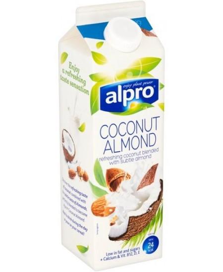 Gėrimas ALPRO, kokosų ir migdolų skonio, 1 l