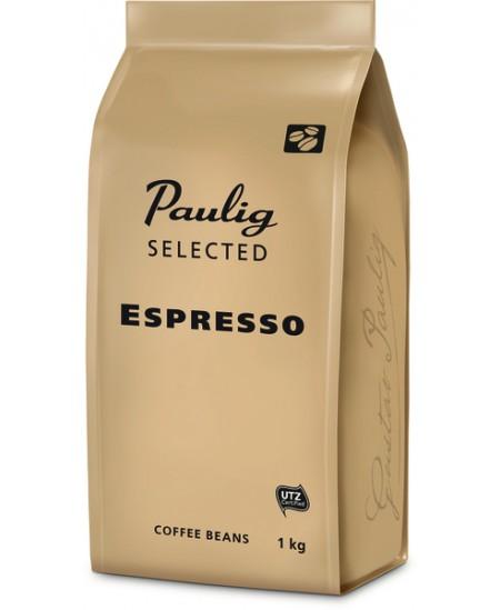Kavos pupelės PAULIG SELECTED ESPRESSO, 1 kg