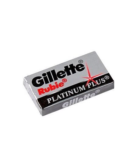 Skutimosi peiliukai Gillete Platinum,5 vnt.