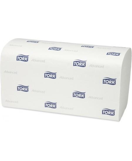Lapiniai popieriniai rankšluosčiai TORK Advanced H3, 290163, 1 pakelis