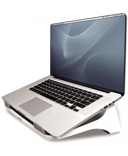 Stovas nešiojamam kompiuteriui FELLOWES I-Spire Series, baltas