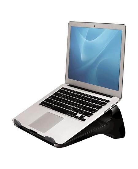 Stovas nešiojamam kompiuteriui FELLOWES I-Spire Series, juodas