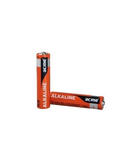Elementai ACME Alkaline LR03 (AAA), 6 vnt.