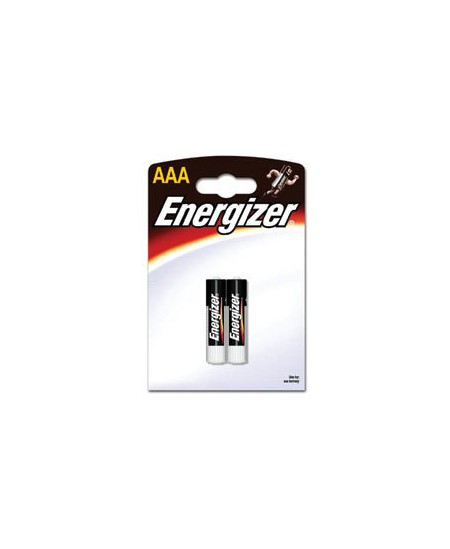Elementai ENERGIZER LR03 (AAA), 2 vnt.