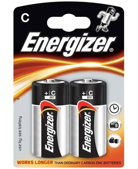 Elementai ENERGIZER LR14 (C), 2 vnt.