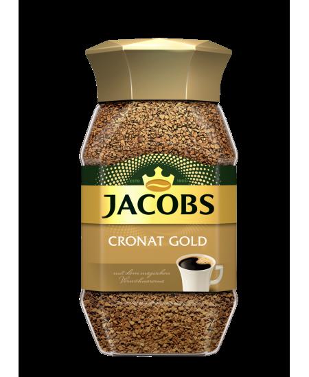Tirpi kava JACOBS Cronat Gold, 100 g.