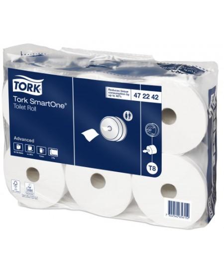Tualetinis popierius ritinyje TORK Smartone Toilet Roll, 472242, 1 ritinys