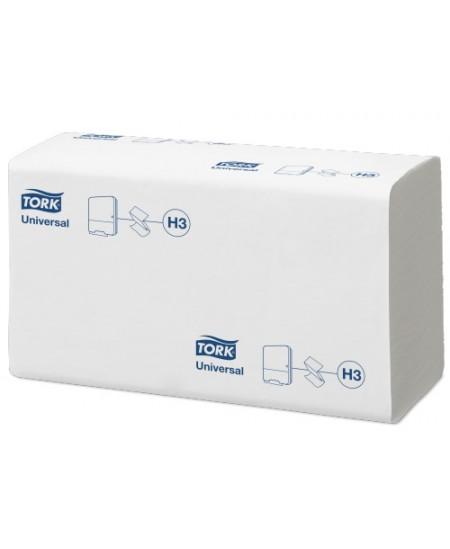 Lapiniai popieriniai rankšluosčiai TORK Universal, 290158, 1 pakelis