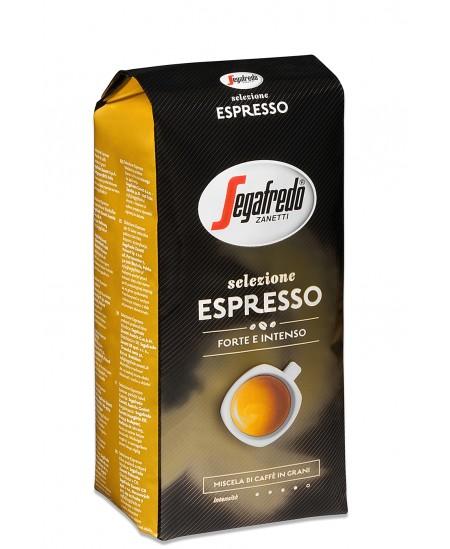 Kavos pupelės SEGAFREDO Selezione Espresso, 1 kg.