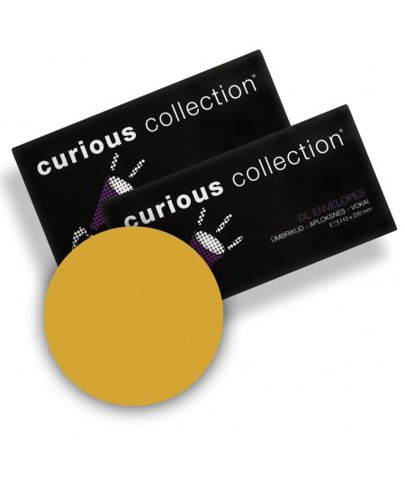 Vokai CURIOUS METALLICS DL (E65), 110x220 mm, 20 vnt, Super Gold