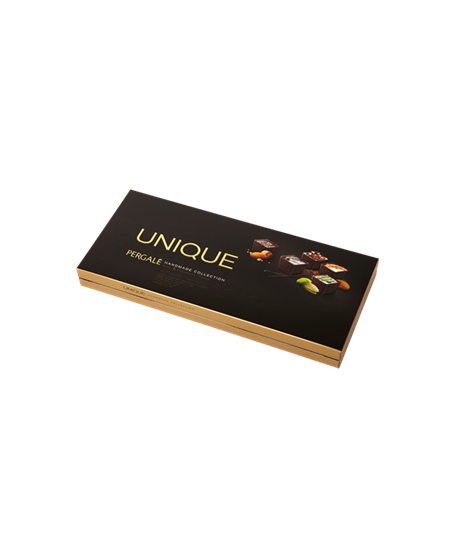 Saldainių rinkinys PERGALË Unique 253 g