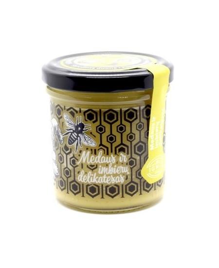 Medaus ir imbierų delikatesas, 200 g
