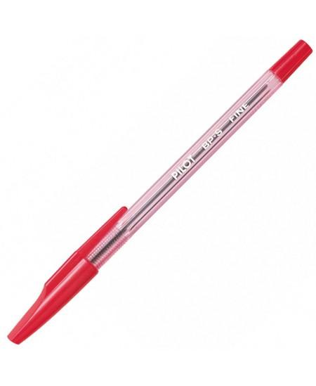 Tušinukas Pilot BP Fine,0,3mm,raudona sp.
