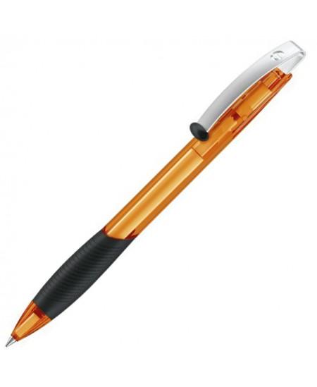 Automatinis tušinukas SENATOR MatrixClear, mėlyna sp., oranžinis korp.